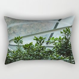 Botanical Conservatory Rectangular Pillow