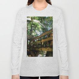 Tree house @ Aguadilla 4 Long Sleeve T-shirt