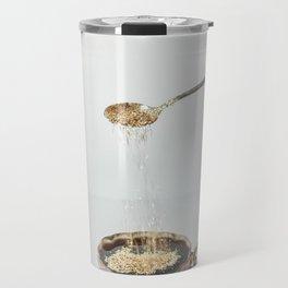 A Bit Extra Travel Mug