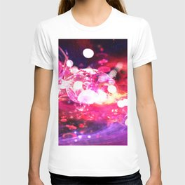Space Flowers T-shirt