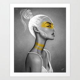Segsihan Art Print