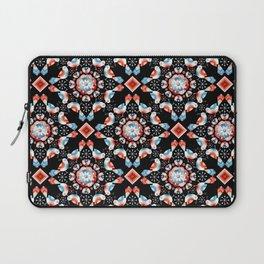 Lovebird Lattice Laptop Sleeve