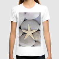 starfish T-shirts featuring Starfish by LebensART Photography