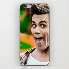 ace ventura gravy iPhone Skin