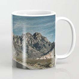 Organ Mountains Coffee Mug