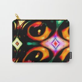 Abstract X Carry-All Pouch