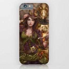 Ex machina iPhone Case
