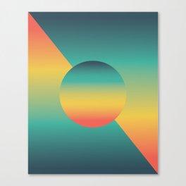 Speculum Sunrise Canvas Print