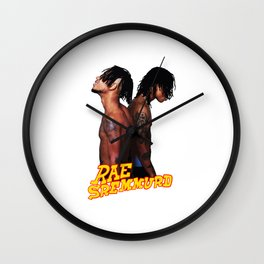 raesremmurd_vectorized Wall Clock