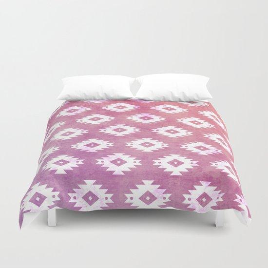 Aztec Pattern 10 Duvet Cover