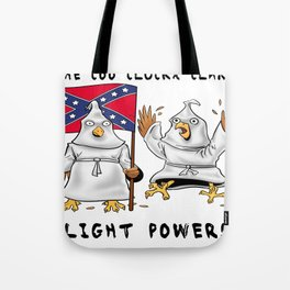 The Coo Cluckx Clan Tote Bag