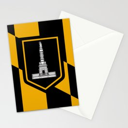 flag of Baltimore Stationery Cards