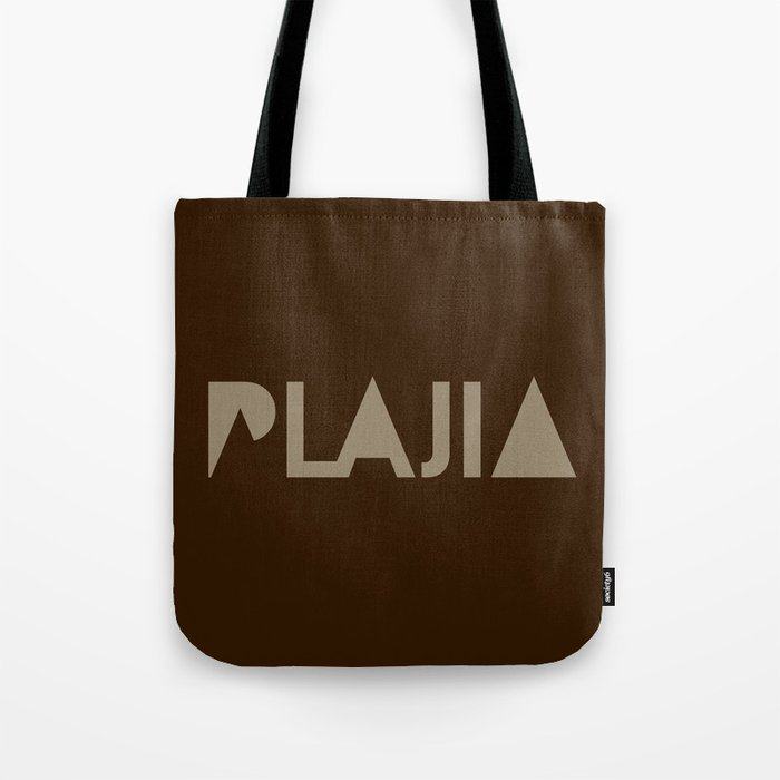 Plajia Logo Tote Bag