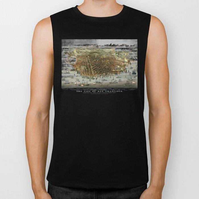 San Francisco-California-United States-1878 Biker Tank
