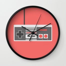 #48 NES Controller Wall Clock