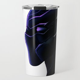 Panther Gaze Travel Mug
