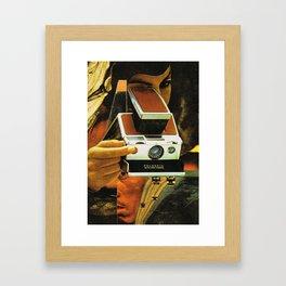 polariod 2 Framed Art Print