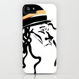 hat 4. iPhone Case