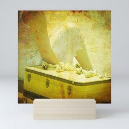 She Sells Seashells I Mini Art Print