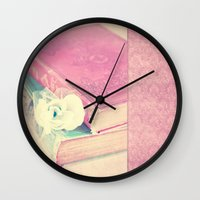 history Wall Clocks featuring HISTORY by VIAINA
