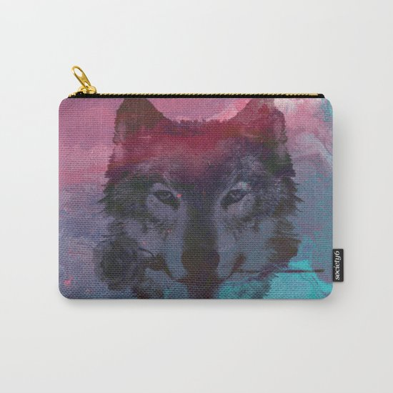 the wolf 7 Carry-All Pouch