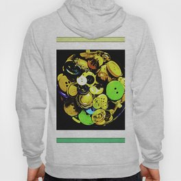 The Button Collection Hoody