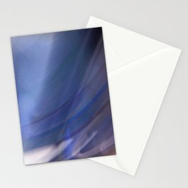 Motion Blur Series: Number Five Stationery Cards