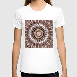 Cool Weather Mandala T-shirt