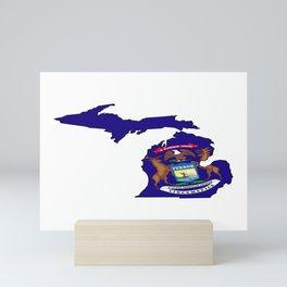 Michigan  Mini Art Print