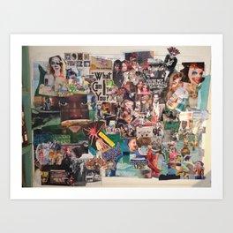 Patria Art Print