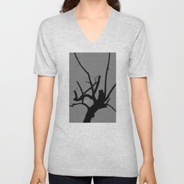 If Roy Moore Was A Tree, What Kind Of Tree Would He Be? Unisex V-Neck