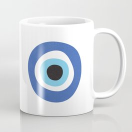 Evil Eye Symbol Coffee Mug