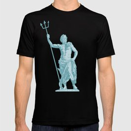 Poseidon OCEAN BREEZE / All hail the god of the sea T-shirt