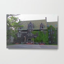 Old West End Mary Manse College Auditorium aka Lois Nelson Theater I Metal Print