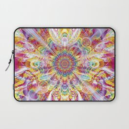 Psychedelic Soiree Laptop Sleeve
