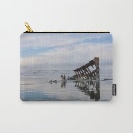 Fort Stevens State Park, Oregon // Peter Iredale Shipwreck Carry-All Pouch