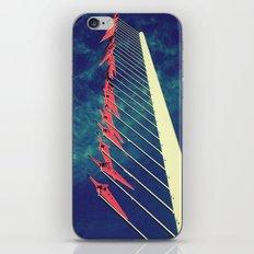 air flags iPhone & iPod Skin