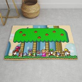 Super Mario World Rug