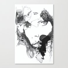 Thoughts of Amy Canvas Print