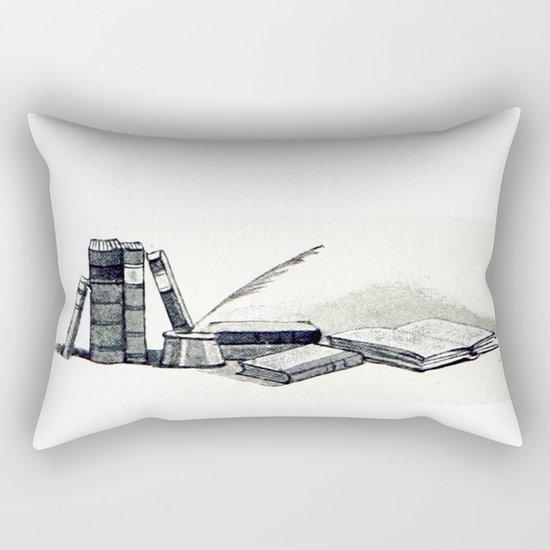 Write Rectangular Pillow