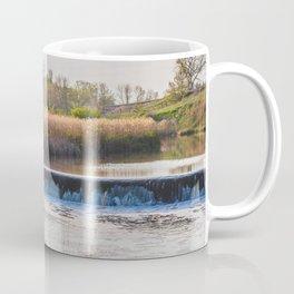 Dam on Painted Woods Creek, North Dakota 2 Coffee Mug