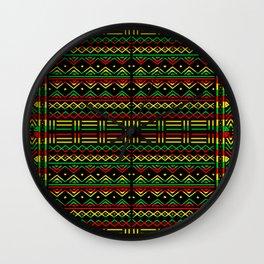 Afrique Wall Clock
