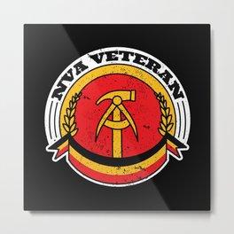 NVA Veteran Metal Print