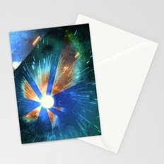 Light Flares Stationery Cards