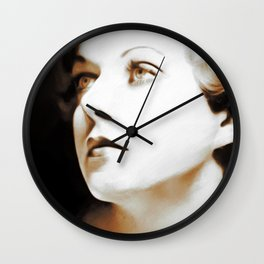 Hollywood Classics, Jean Harlow Wall Clock