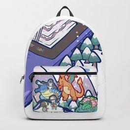 Pocket Monsters 2 - Mount Silver Backpack
