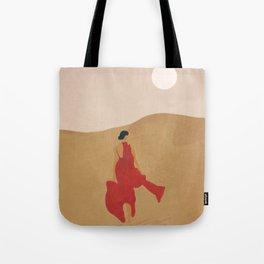 Dune Steps Tote Bag