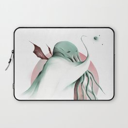 Cthulhu, conqueror of all worlds Laptop Sleeve