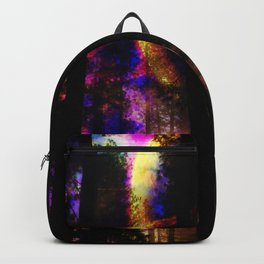 close your eyes and dream with me Backpack