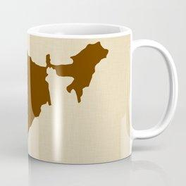 Nutmeg Spice Moods India Coffee Mug
